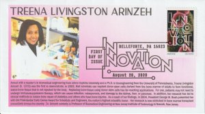 6° Cachets Innovation 5515 2020 Biomedicine Treena Livingston Arinzeh stem cells