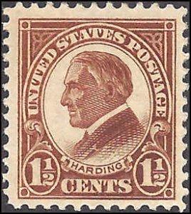 553 Mint,OG,H... SCV $2.00