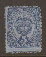 Colombia #118 Used