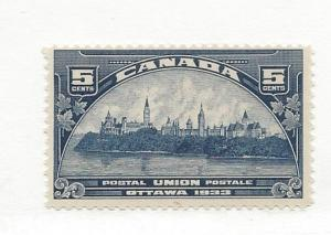 Canada, 202, Government Building - Ottawa, Single, MNH
