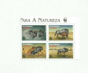 MOZAMBIQUE ANIMALS WWF NNH
