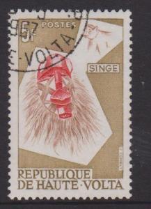 Upper Volta Sc#77 Used