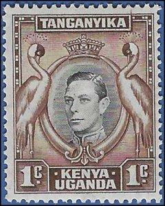 Kenya,Uganda and Tanganyika #66 1938 Mint H