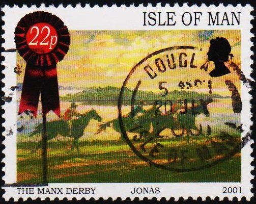 Isle of Man. 2001 22p S.G.942 Fine Used