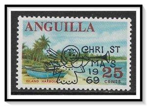 Anguilla #80 Christmas MNH