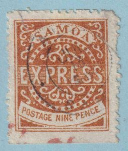 SAMOA 5  USED - FAULTY SPACEFILLER QUALITY - VERY FINE!