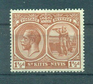 St. Kitts & Nevis sc# 41 mnh cat value $2.75