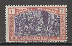 COLLECTION LOT # 4324 ITALY #B25 1924 CV+$80