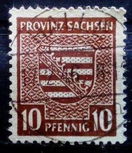 Germany Provinz Sachsen 78Y