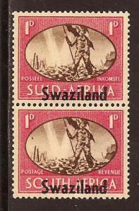 Swaziland  # 38  Mint  N H