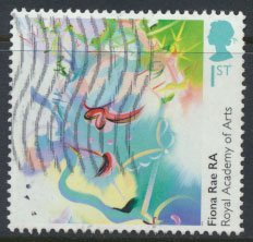 Great Britain SG 4094 Sc# 3733 Used Royal Academy of Art  - Rae