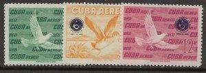 Cuba C205,C209-C210 h