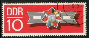 GERMANY DDR #1241 , USED - 1970 - DDR170