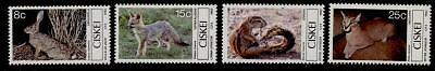 Ciskei 42-5 MNH - Animals