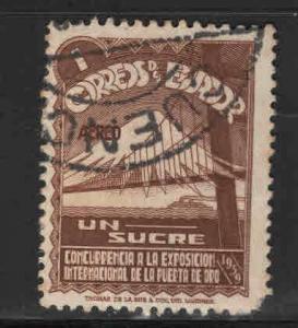 Ecuador Scott C77 Used