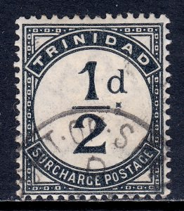 Trinidad - Scott #J1 - Used/CTO - SCV $55