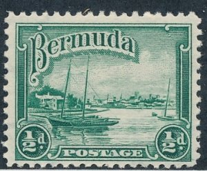 Bermuda #105 MH