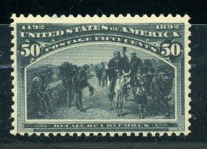 UNITED STATES SCOTT#24  MINT VERY LIGHTLY HINGED --SCOTT VALUE $425.00 W/CERT