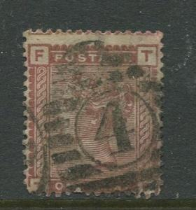 STAMP STATION PERTH Great Britain #78 QV Definitive Used CV$13.00.