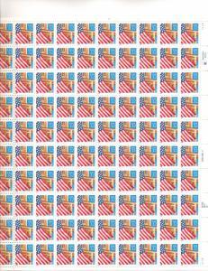 US 2897 - 32¢ Flag Over Porch Unused