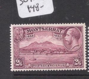 Montserrat SG 92 MOG (10dly)