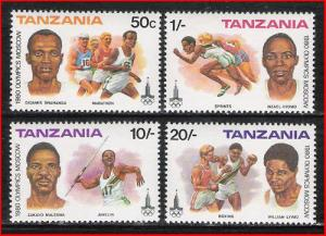 Namibia 1996 Atlanta Olympics Games Sports Boxing Swimming Running Stamps MNH