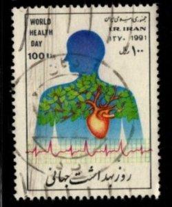 Iran - #2449 World Health day - Used