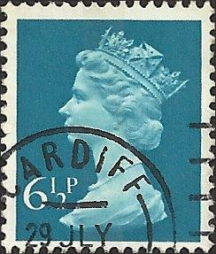 GREAT BRITAIN - MH60 - Used - SCV-0.40