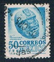 Mexico Mask 50 - pickastamp (MP7R207)