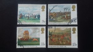 Great Britain 1979 The 200th Anniversary of the Derby Used
