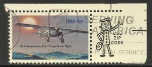 United States 1977 Scott# 1710 Used (tab)