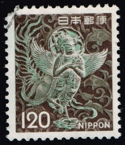 Japan #1079 Mythical Winged Woman; Used (2Stars)