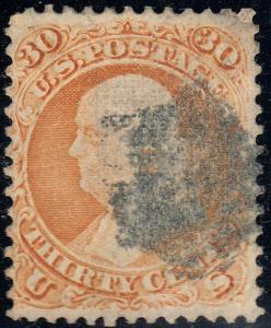 U.S. 100 Used FVF (52519)