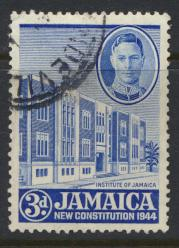 Jamaica SG 136a perf 13    Used  SC# 131a     see details