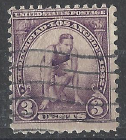 United States Scott # 718 Used