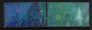 Norway 1065-6 MNH Research in Norway
