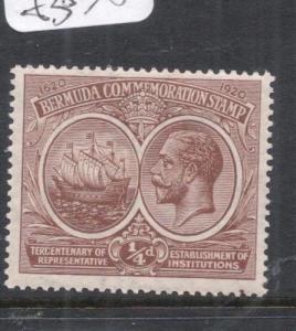 Bermuda SG 59 MNH (9dke)