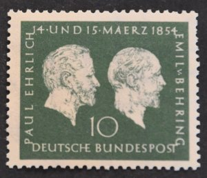 DYNAMITE Stamps: Germany Scott #722 – MNH