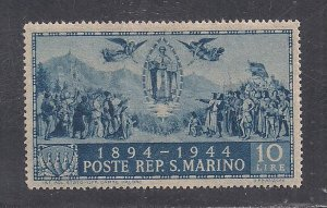 SAN MARINO SC# 239a  VF/MOG