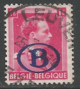 BELGIUM O30 VFU L543