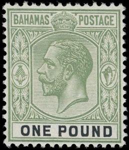 Bahamas Scott 84 Gibbons 125 Mint Stamp