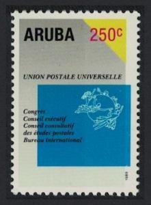 Aruba Universal Postal Union 1989 MNH SG#64