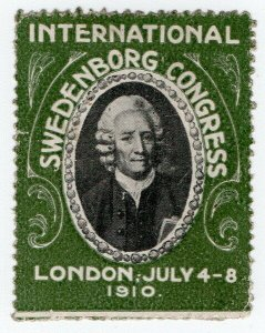 (I.B) Cinderella Collection : Swedenborg Congress (London 1910)