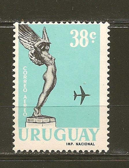 Uruguay C213 Airmail MNH