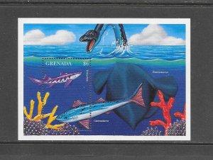 FISH - GRENADA #2641   MNH