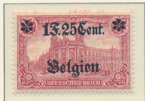 Belgium, German Occupation Stamp Scott #N23, Mint Hinged - Free U.S. Shipping...