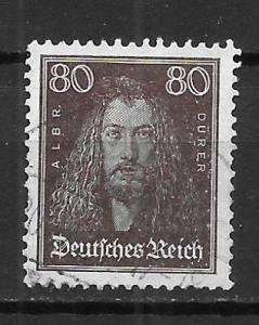 Germany 362 80f Men single Used (z1)