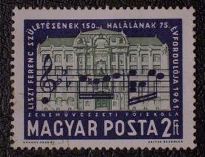 Hungary Scott #1415 used