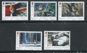 Isle of Man MUH SG 1185 - 1189