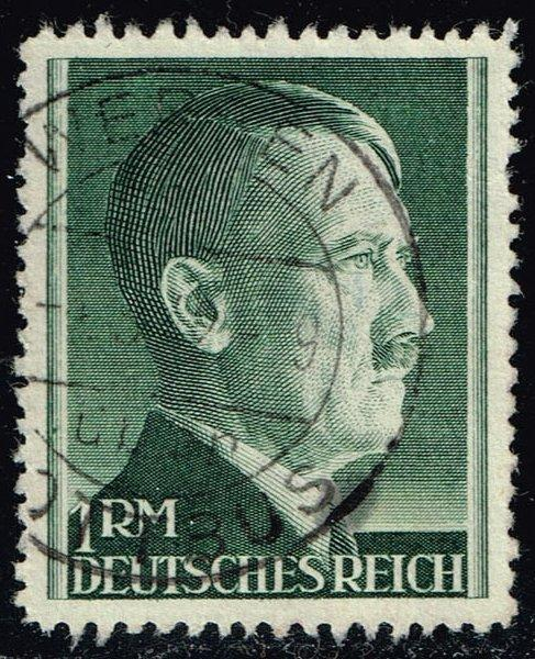 Germany #524a Adolph Hitler; Used (6.50)